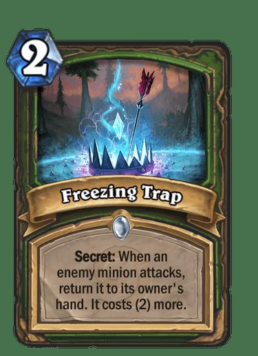 Freezing Trap