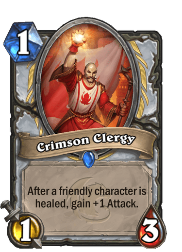 Crimson Clergy
