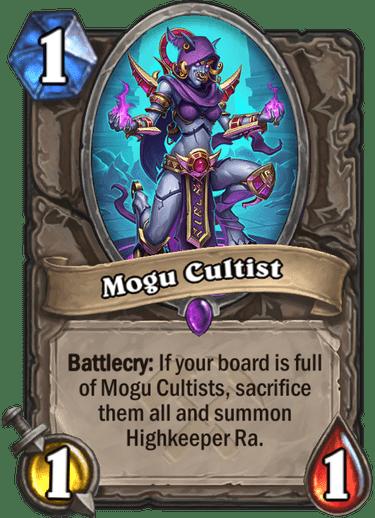 Mogu Cultist