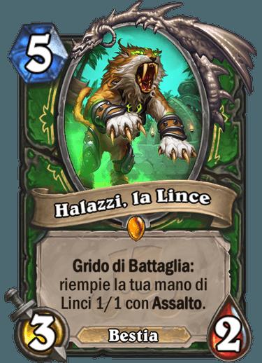 Halazzi, la Lince