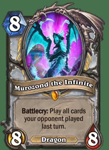 Murozond the Infinite