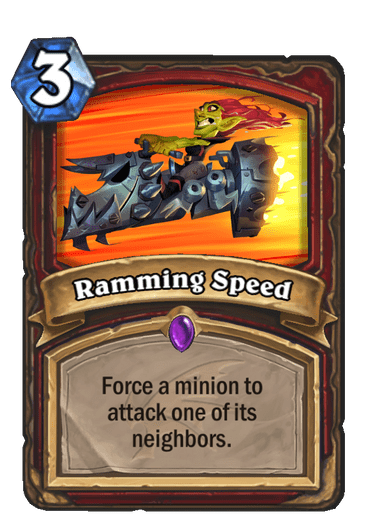 Ramming Speed