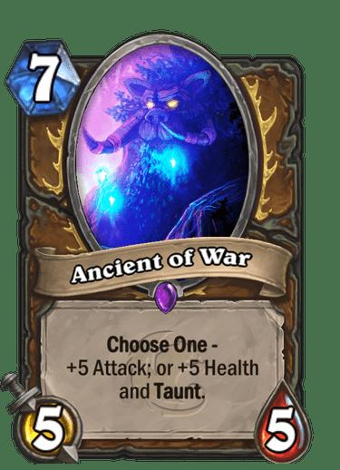 Ancient of War