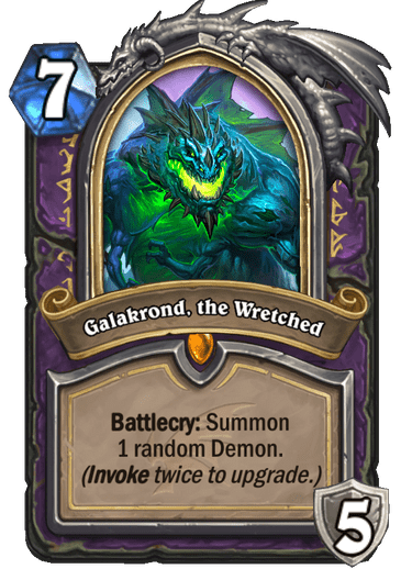 Galakrond, the Wretched