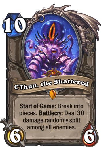 C'Thun, the Shattered