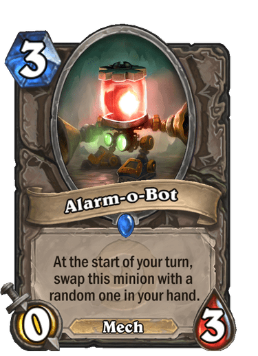 Alarm-o-Bot