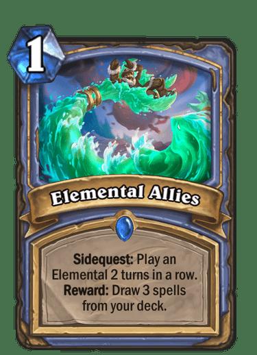 Elemental Allies