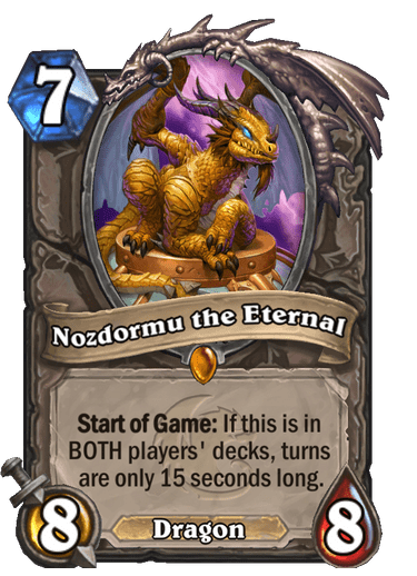 Nozdormu the Eternal