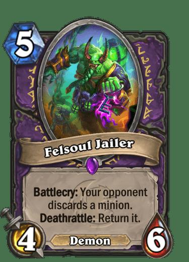 Felsoul Jailer