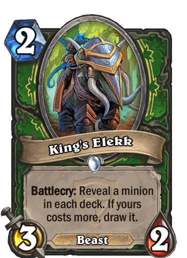 King's Elekk