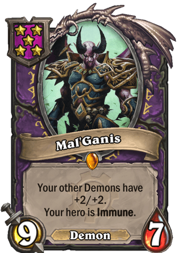 Demon Build Mal'Ganis Unit
