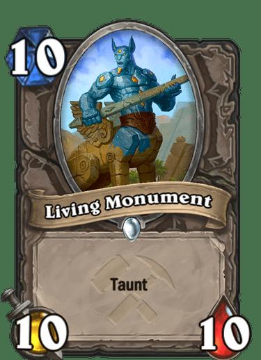 Living Monument