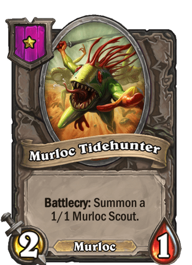 Murloc Tidehunter