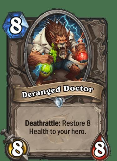 Deranged Doctor