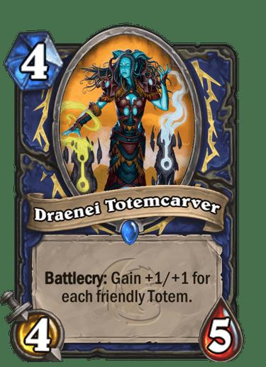 Draenei Totemcarver