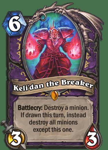 Keli'dan the Breaker