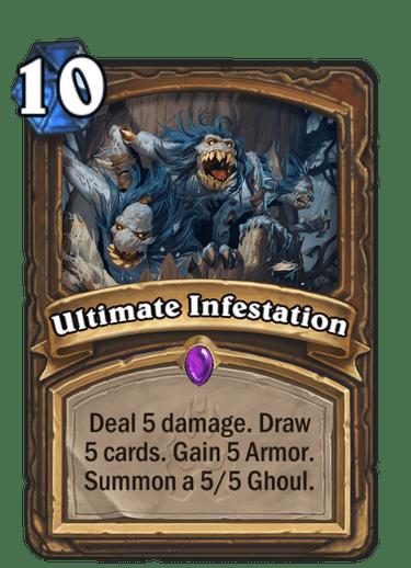 Ultimate Infestation