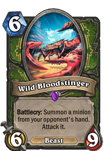 Wild Bloodstinger