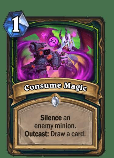 Consume Magic