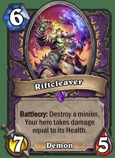 Riftcleaver