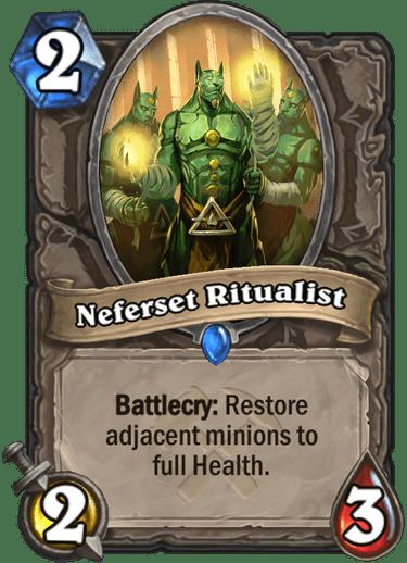 Neferset Ritualist