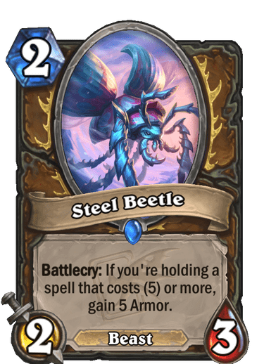 Steel Beetle