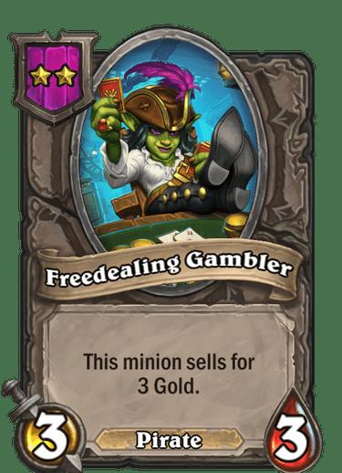 Freedealing Gambler