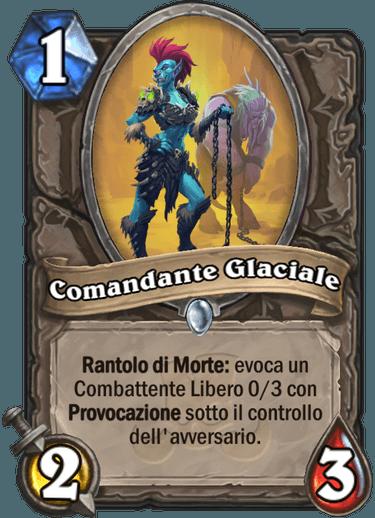 Comandante Glaciale