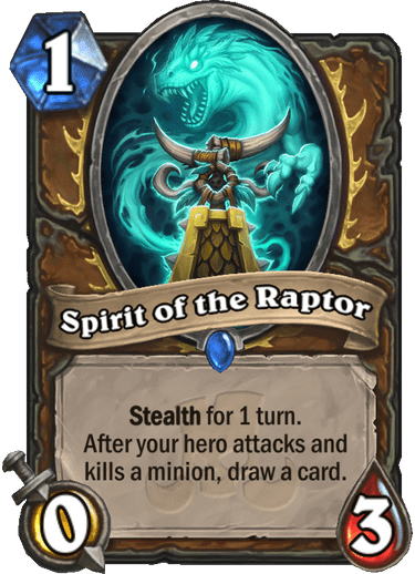 Spirit of the Raptor