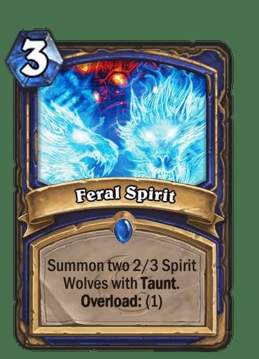 Feral Spirit