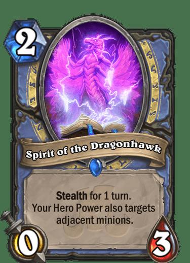 Spirit of the Dragonhawk