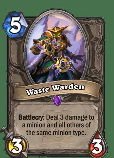 Waste Warden