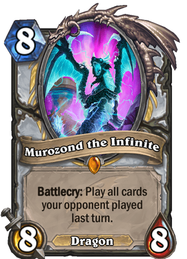 Murozond the Infinite