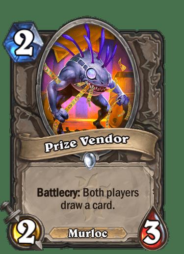 Prize Vendor