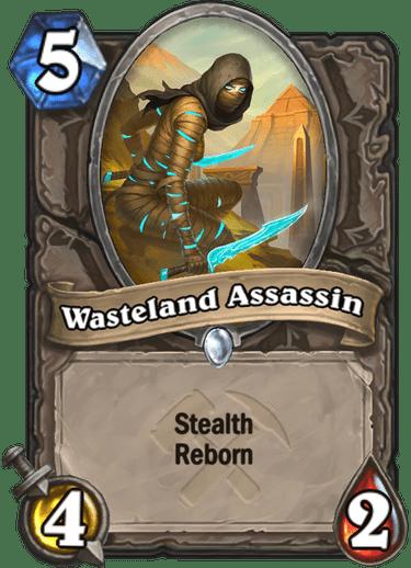 Wasteland Assassin