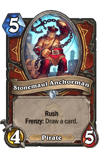 Stonemaul Anchorman