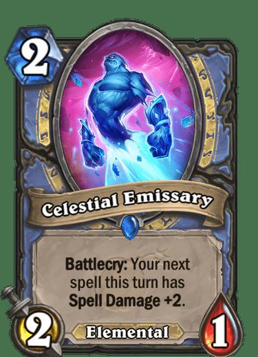Celestial Emissary