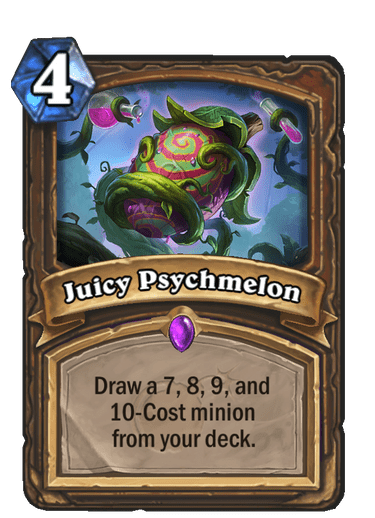 Juicy Psychmelon