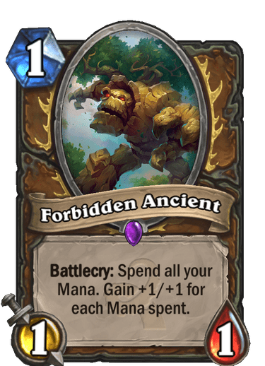 Forbidden Ancient