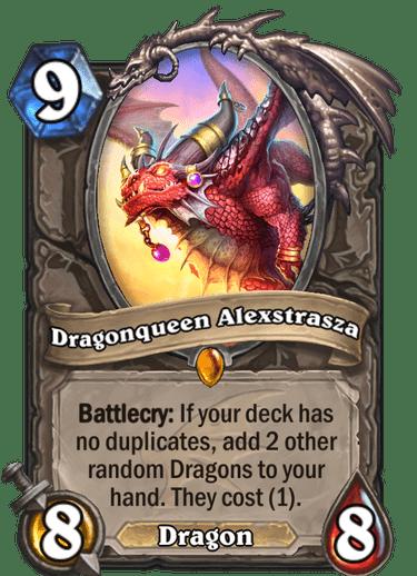 Dragonqueen Alexstrasza