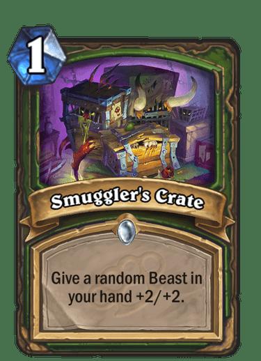 Smuggler's Crate