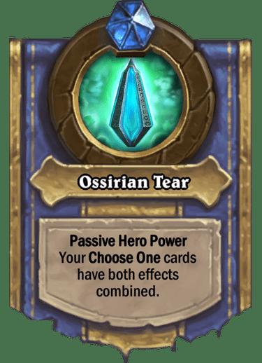 Ossirean Tear