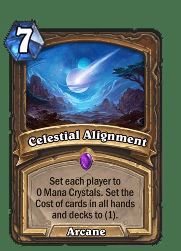 Celestial Alignment