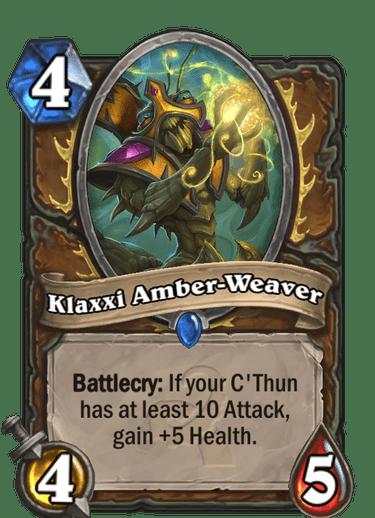 Klaxxi Amber-Weaver