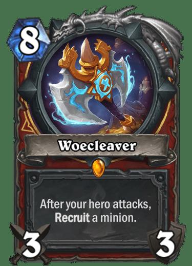 Woecleaver