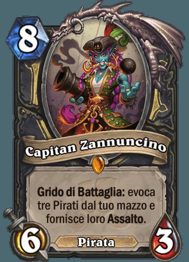 Capitan Zannuncino