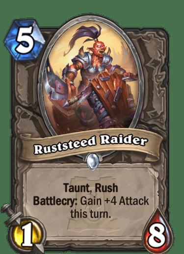 Ruststeed Raider