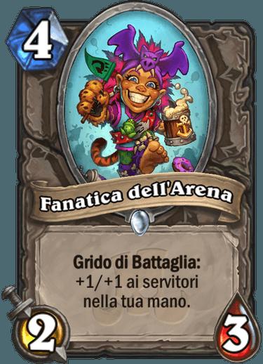 Fanatica dell'Arena