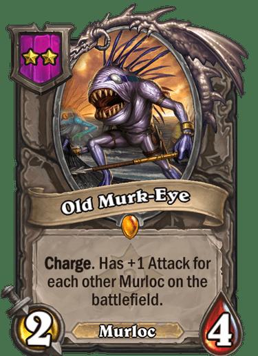 Old Murk-Eye