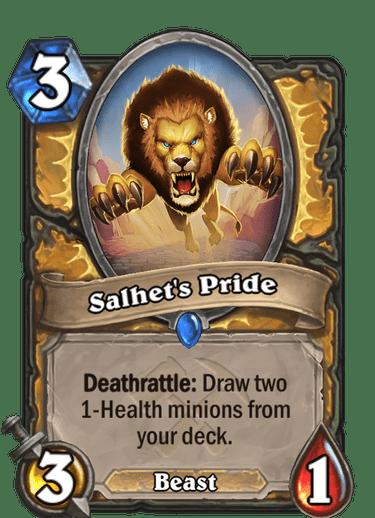 Salhet's Pride